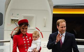 Diana și James, numele preferate de britanici pentru viitorul bebeluş regal