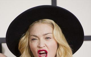 Madonna a pus ochii pe un manechin de 23 de ani
