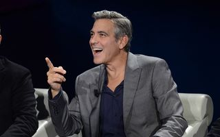 George Clooney a avut un accident