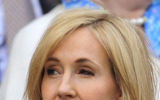 J.K. Rowling, pe primul loc în topul celor mai bogaţi scriitori britanici