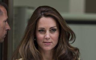 Fiica ducesei Catherine va purta numele Prințesei Diana
