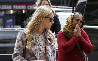Să trăiască americanii! Familia Hilton, asaltată de țigani la Paris