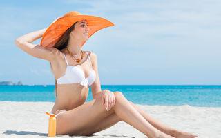 Frumuseţe. Pregăteşte-ţi corpul pentru plajă. 5 tratamente esenţiale