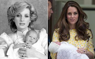 Un vis împlinit: Charlotte, fetiţa pe care Lady Di şi-a dorit-o enorm