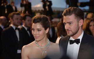 Justin Timberlake şi Jessica Biel au angajat doi bărbaţi gay ca bone