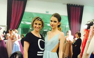 Fata ei este model: Anamaria Prodan a semnat un contract pentru fiica sa