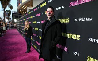 Marilyn Manson vrea să facă sex cu Madonna