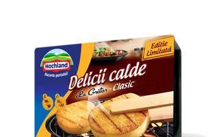 Hochland lansează Delicii Calde La Grătar, secretul meselor delicioase în aer liber