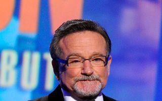 Robin Williams a lăsat mesaje prin casă înainte de a se sinucide