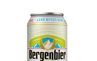 Bergenbier întâmpină vara cu un nou produs și un ambalaj inovator