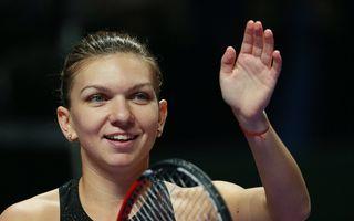 Simona Halep s-a calificat în optimi la turneul de la Roma