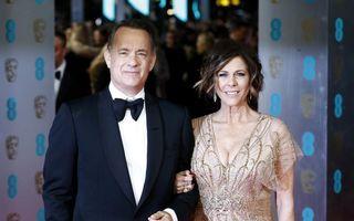 Soţia lui Tom Hanks s-a vindecat de cancer