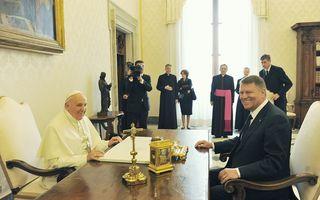 Papa Francisc va vizita România. Data vizitei va fi stabilită la nivel diplomatic
