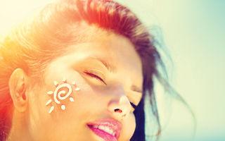 Apără-ţi tenul de soare. 5 greşeli pe care să le eviţi când aplici crema cu factor de protecţie