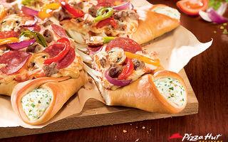 O nouă inovație la Pizza Hut și Pizza Hut Delivery: blatul Star of flavors