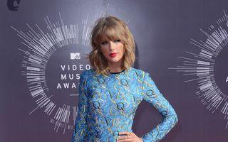 Taylor Swift, pe primul loc în lista Hot 100