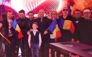 Eurovision 2015. Reacţia vedetelor din România după ce Voltaj a ajuns în finală