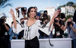 Cannes 2015: Mădălina Ghenea, apariţie superbă în ie - GALERIE FOTO