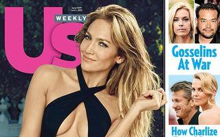"""Jennifer Lopez se simte mai sexy la 45 de ani decât în tinerețe: """"Arăt mai bine acum"""""""