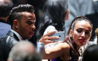 Mădălina Ghenea, un nou iubit celebru? Românca, alături de Lewis Hamilton la Cannes - FOTO