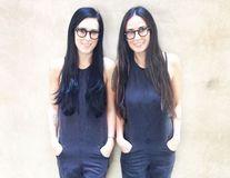 Ca două surori: Ce mult seamănă Demi Moore (52 de ani) şi fiica ei, Rumer Willis (26 de ani)!