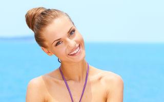 Frumuseţe. 5 trucuri ca să arăţi perfect la plajă fără machiaj