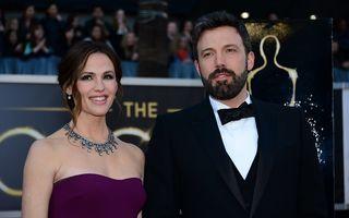 Jennifer Garner şi Ben Affleck s-ar fi despărţit în secret şi se îndreaptă spre divorţ