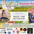 Fiica lui Adrian Cristea susţine evenimentul caritabil pentru Kassandra