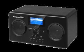 Krüger&Matz aduce în România două modele de radio ultra performante