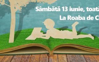 Citim în iarbă la Roaba de cultură pe 13 iunie
