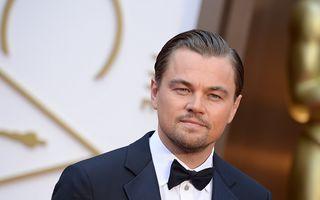 DiCaprio dă în judecată un tabloid care a anunţat că va avea un copil cu Rihanna
