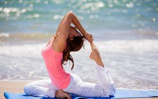 Yoga: 5 exerciţii energizante ca să începi ziua în forţă