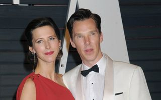 Benedict Cumberbatch a devenit tată