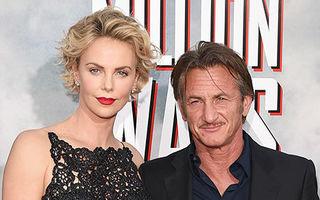 Charlize Theron şi Sean Penn s-au despărţit