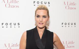 Kate Winslet, sofisticată și sigură pe ea: Actrița arată divin la 39 de ani