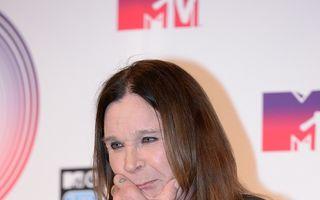 Ozzy Osbourne a devenit din nou bunic