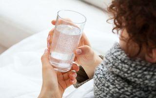3 semne ca trebuie sa bei mai multa apa