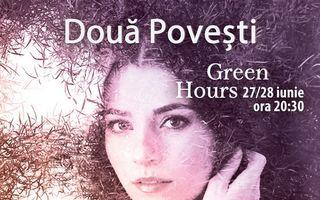 Alexandra Uşurelu va susţine, la Green Hours, două spectacole alături de Muse Quartet
