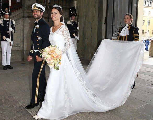 Rochia De Mireasă Dantela Alegerea Prinţeselor Pentru Nunţile
