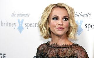 Britney Spears s-a despărţit de iubitul ei
