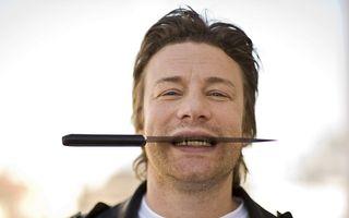 Jamie Oliver scumpeşte băuturile dulci în restaurantele sale
