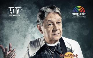 Concert Mircea Vintilă şi Brambura pe 20 noiembrie 2015, la Hard Rock Cafe