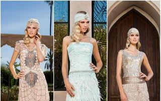 Modă. Cum să porţi rochia retro, în stilul anilor '20. 30 de imagini