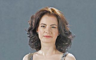 Augusta Lazarov, promovată de Antena Group după ce a născut