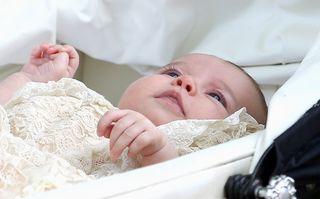 Botezul fastuos al Prinţesei Charlotte, în 30 de imagini adorabile
