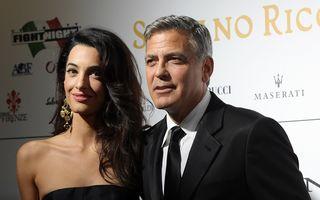 George și Amal Clooney şi-au supărat vecinii