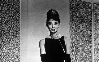 Cum îşi păstra silueta Audrey Hepburn: Actriţa mânca zilnic ciocolată şi ţinea post o dată pe lună