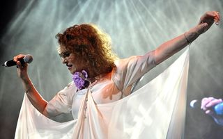 Angela Similea, mesaj emoţionant de ziua ei: Artista împlineşte azi 69 de ani