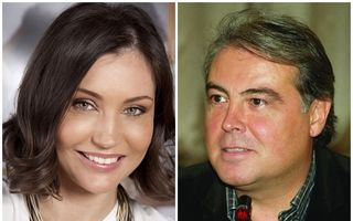 Cuplu surprinzător în showbiz: Daniela Nane şi Adrian Cioroianu sunt împreună