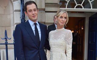 Starleta a devenit doamnă: Sora zburdalnicei Paris Hilton s-a măritat în palatul Prințesei Diana